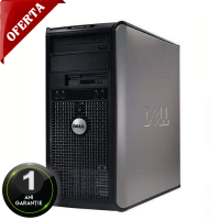 Dell Optiplex 755 CORE2DUO E6550 2.33 Ghz , 2 Gb DDR2, 160 HDD, DVD